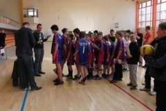 III Halowy Turniej Piłki Nożnej klas 4 - 6