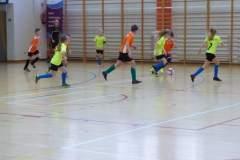 XI Halowy Turniej wPiłce nożnej dla dzieci zeszkół podstawowych klas I-III