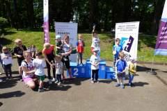 Dziecięce biegi przełajowe 2019
