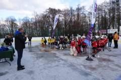 XI Turniej mini-hokeja nalodzie oPuchar Dyrektora MOSiR