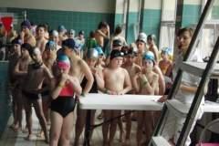 Zawody pływackie zokazji Dnia Dziecka
