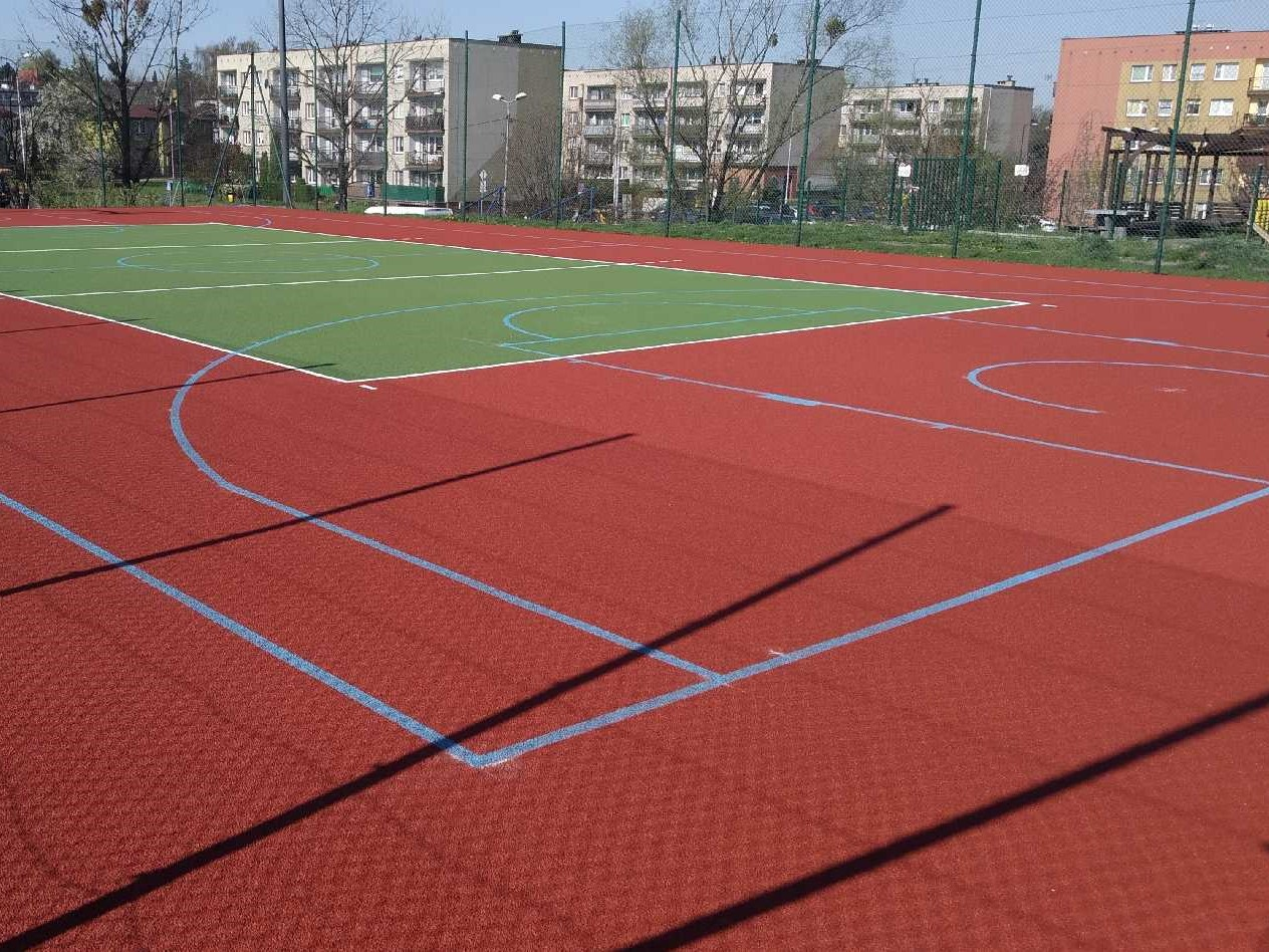 Kompleksy boisk sportowych Orlik 2012