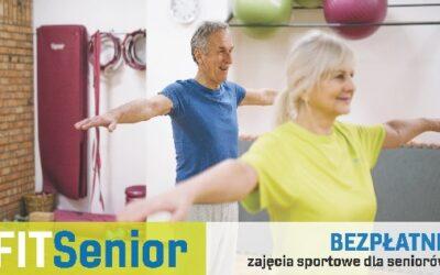 Zajęcia wramach akcji Fit Senior powracają!